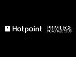 Hotpoint Privilege Purchase Club